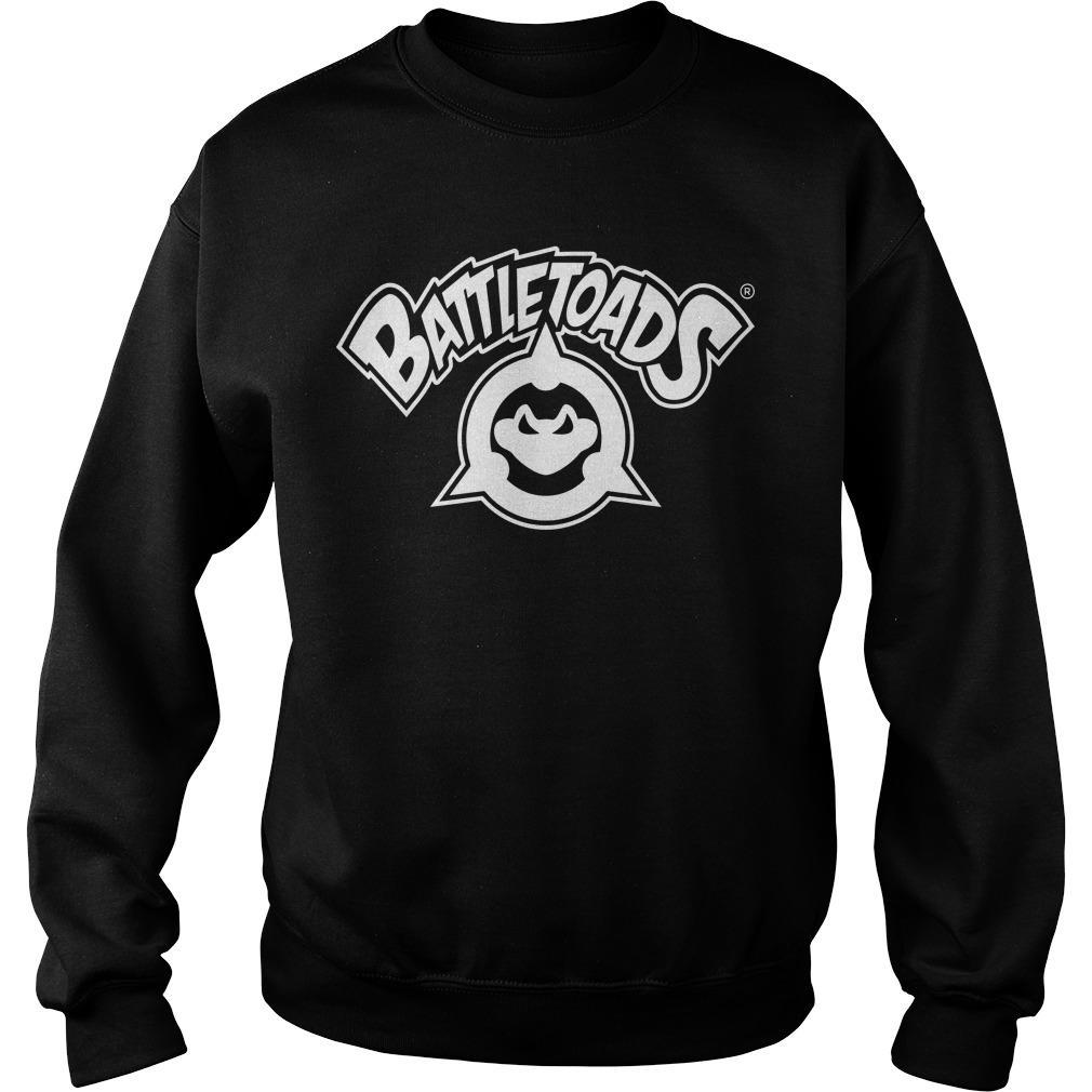 Stein Battletoads Sweater