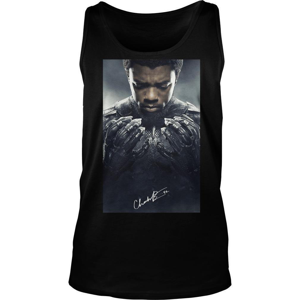 Black Panther T Tank Top