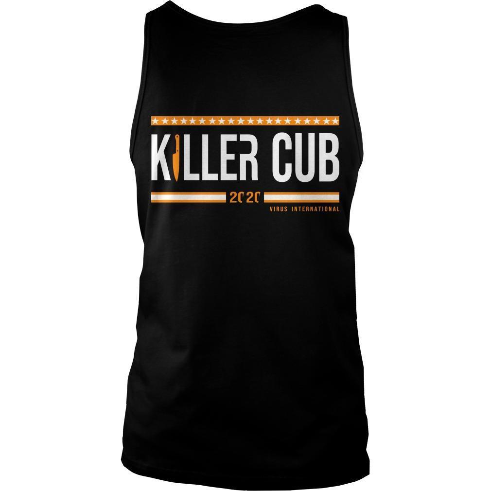 Cub Swanson Killer Cub Virus International 2020 Tank Top