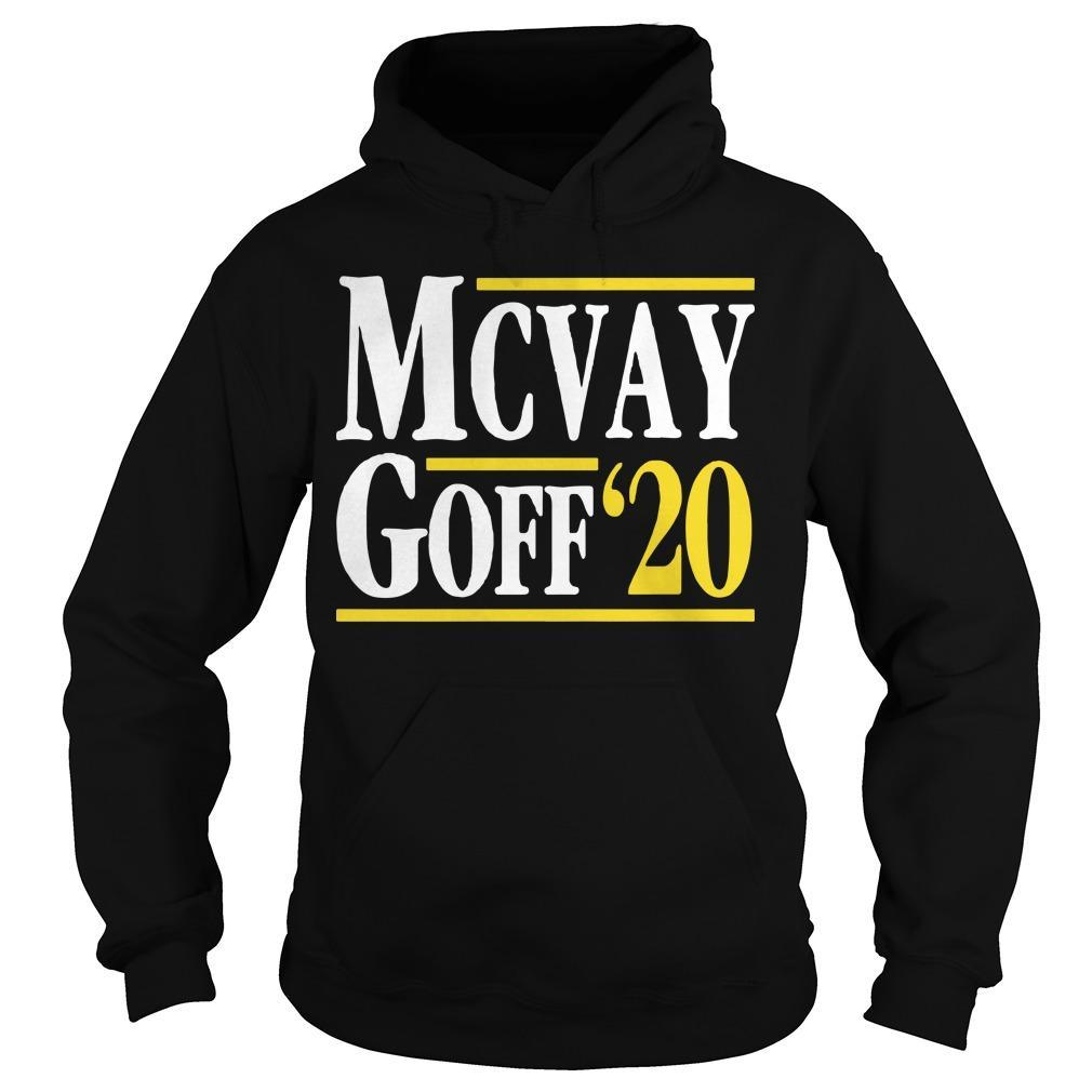 McVay Goff '20 Hoodie