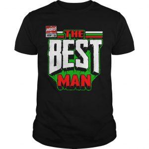 Miro The Best Man Shirt