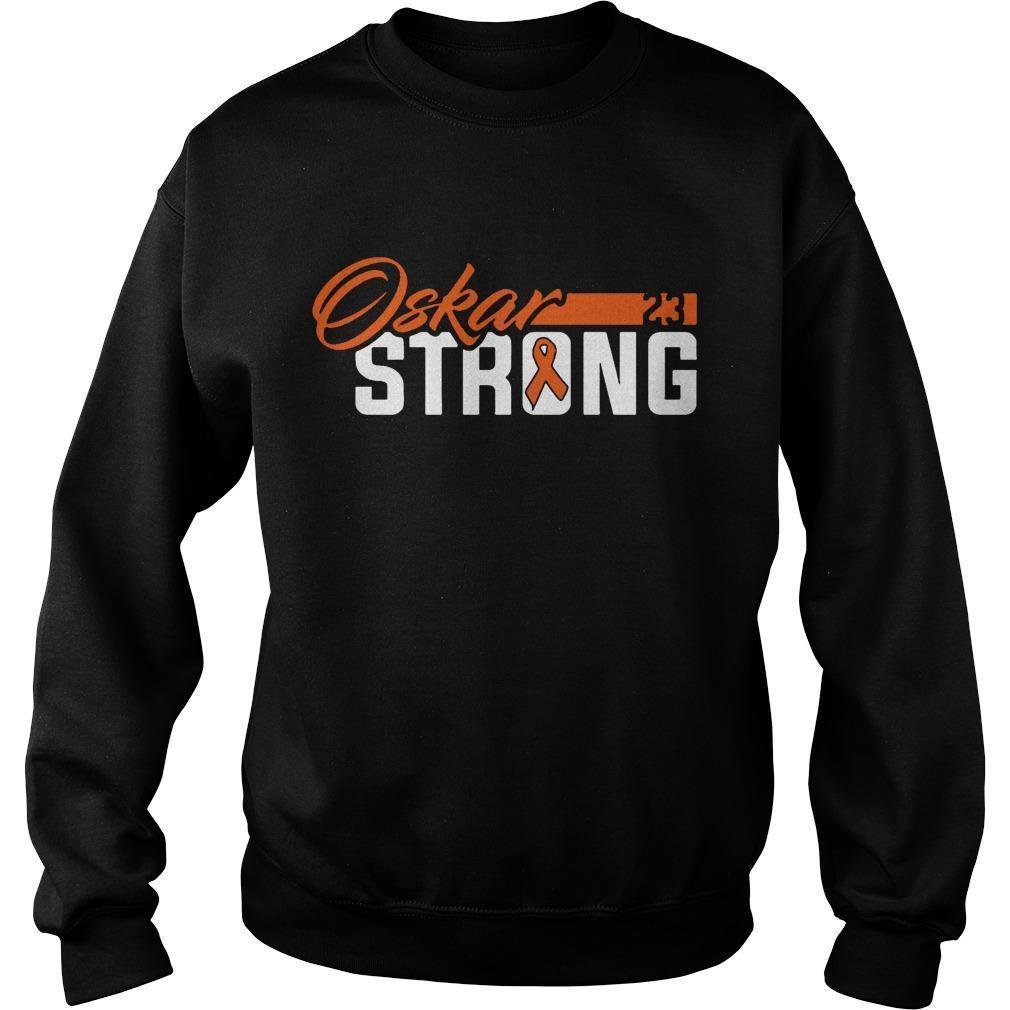 Philadelphia Flyers Oskar Strong Sweater