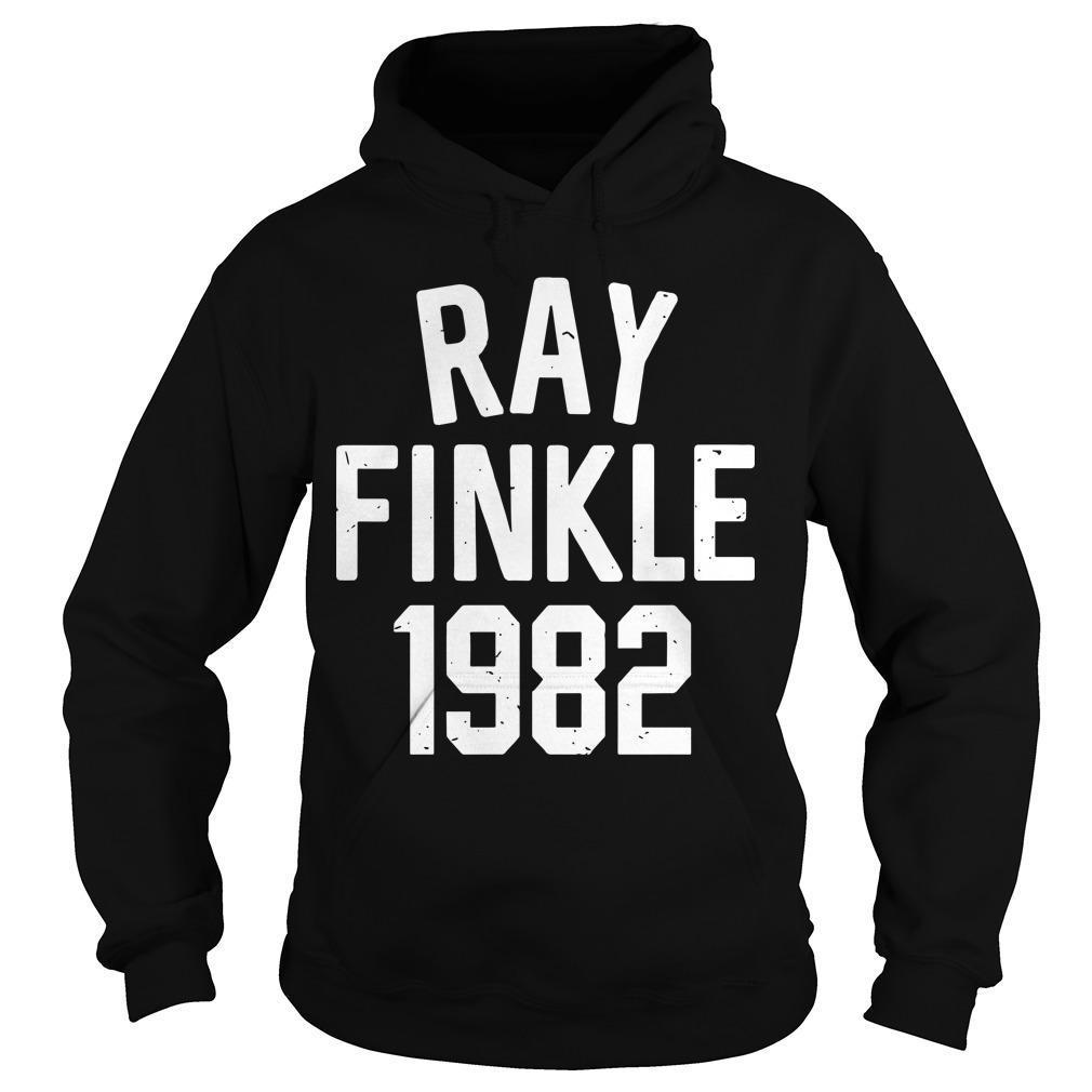 Ray Finkle 1982 Hoodie