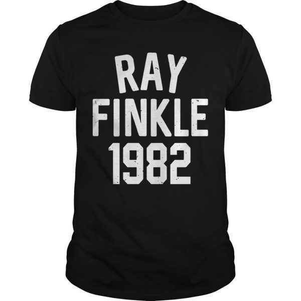 Ray Finkle 1982 Shirt