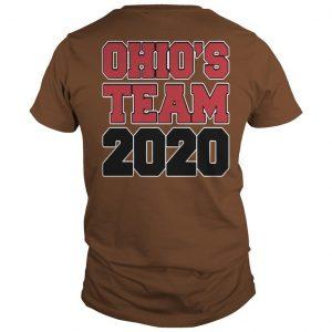 Republic Of Cincinnati Ohio's Team 2020 Shirt