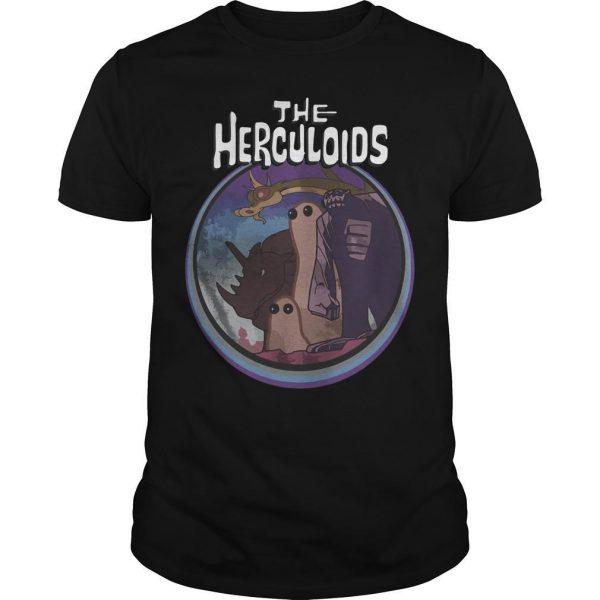 The Herculoids Shirt