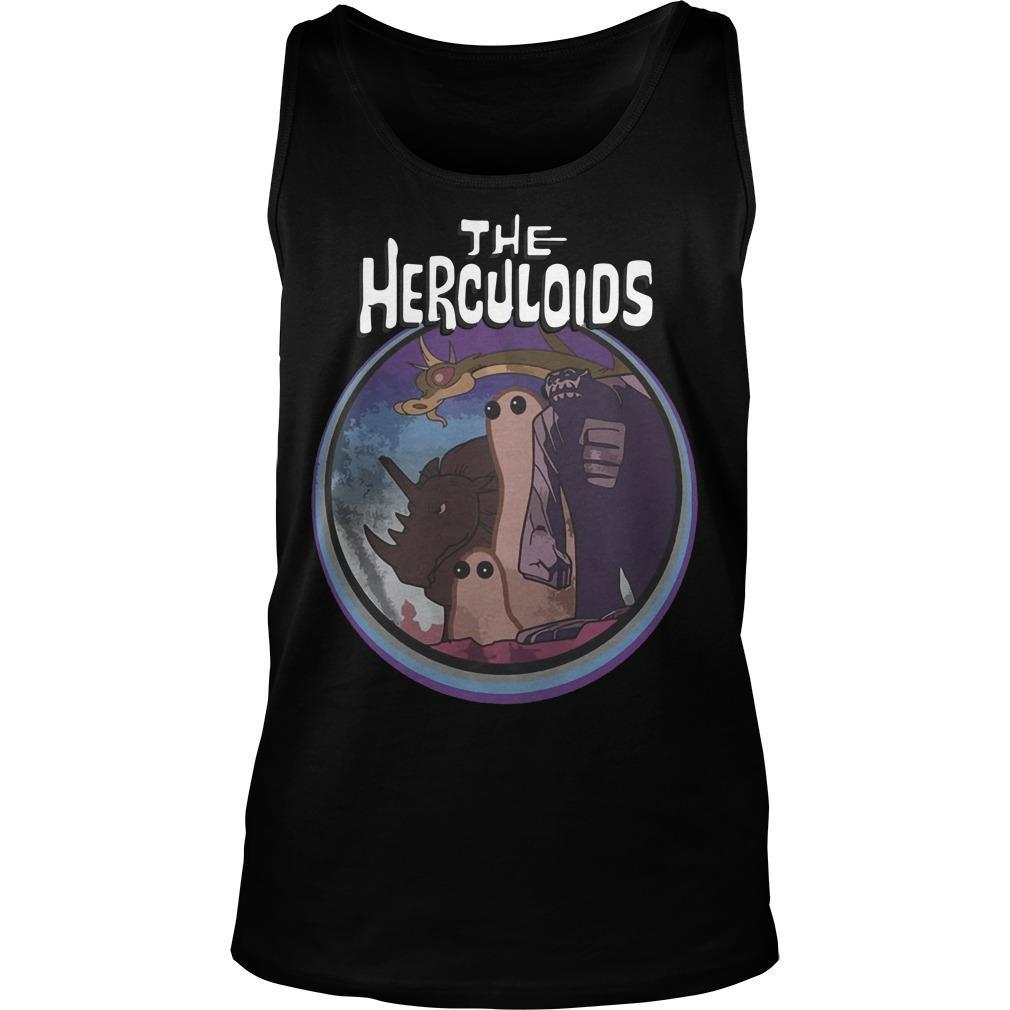 The Herculoids Tank Top