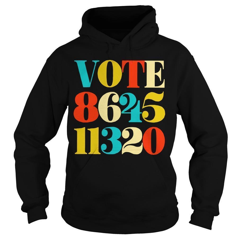 Vote 11320 8645 Hoodie