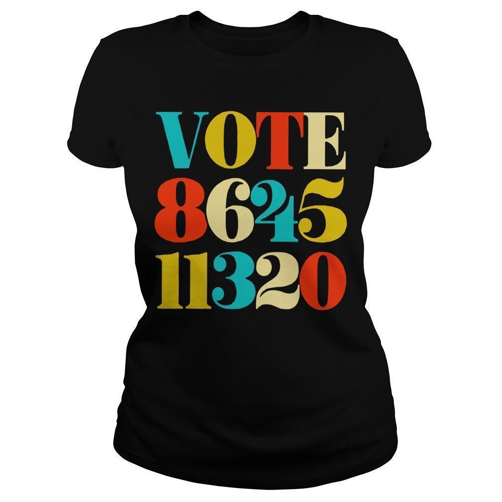 Vote 11320 8645 Longsleeve