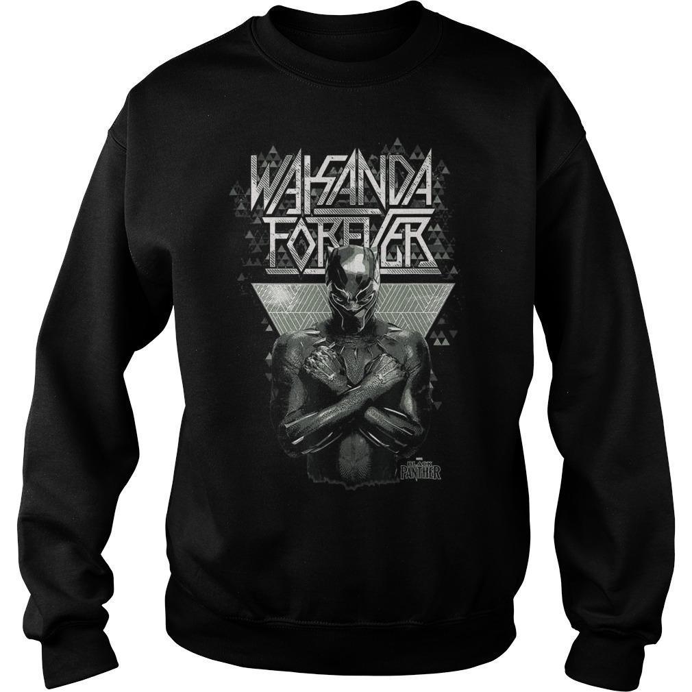 Wakanda Forever Sweater