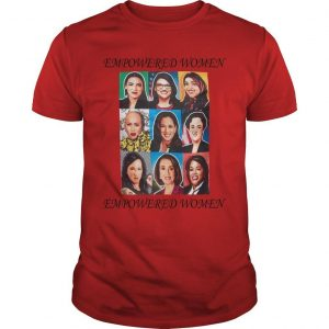 Ayanna Pressley Empowered Women Empower Women Shirt