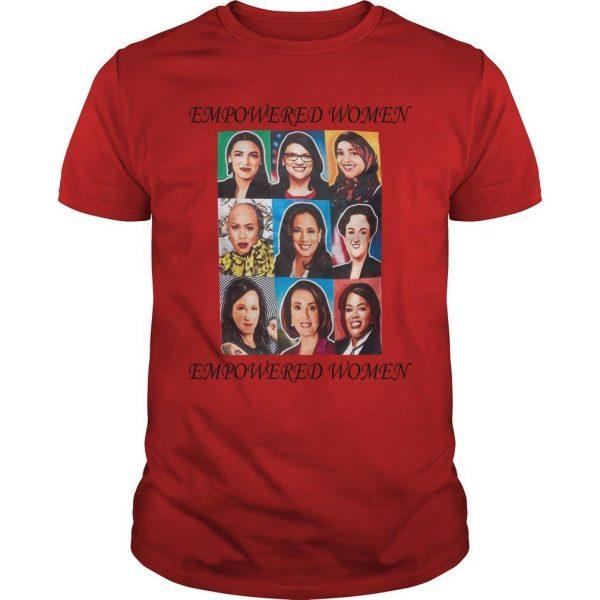 Ayanna Pressley Empowered Women Empower Women Shirt
