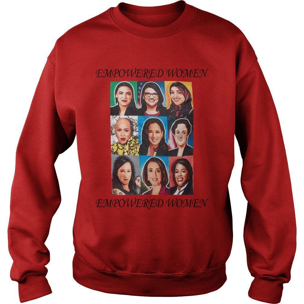 Ayanna Pressley Empowered Women Empower Women Sweater