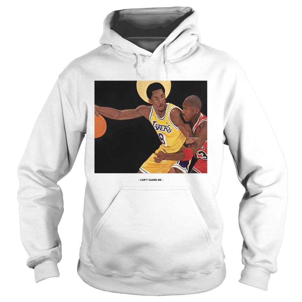 Can't Guard Me Hoodie