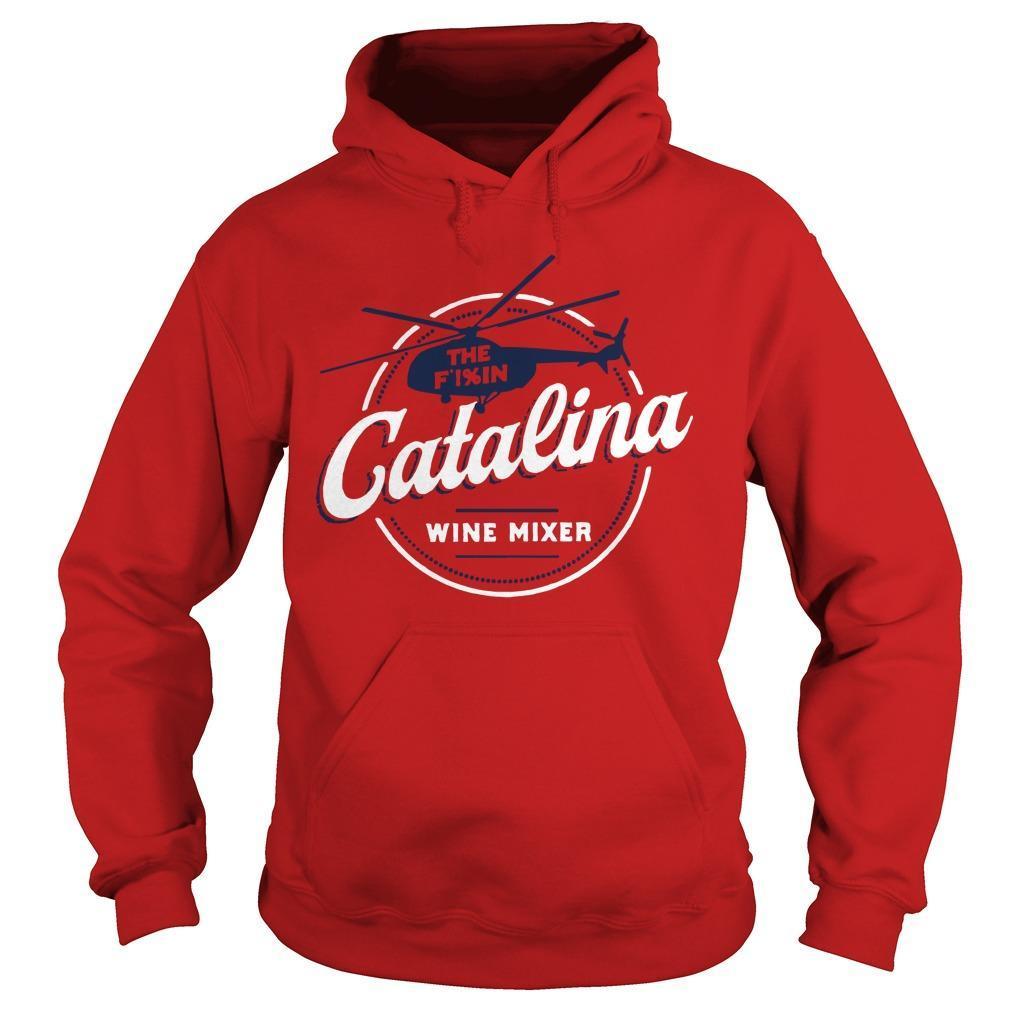 Catalina Wine Mixer Hoodie