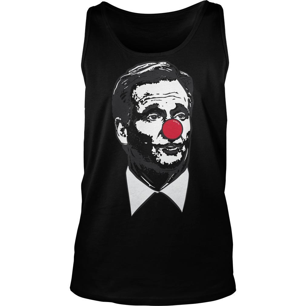 Chiefs Security Roger Goodell Clown Tank Top