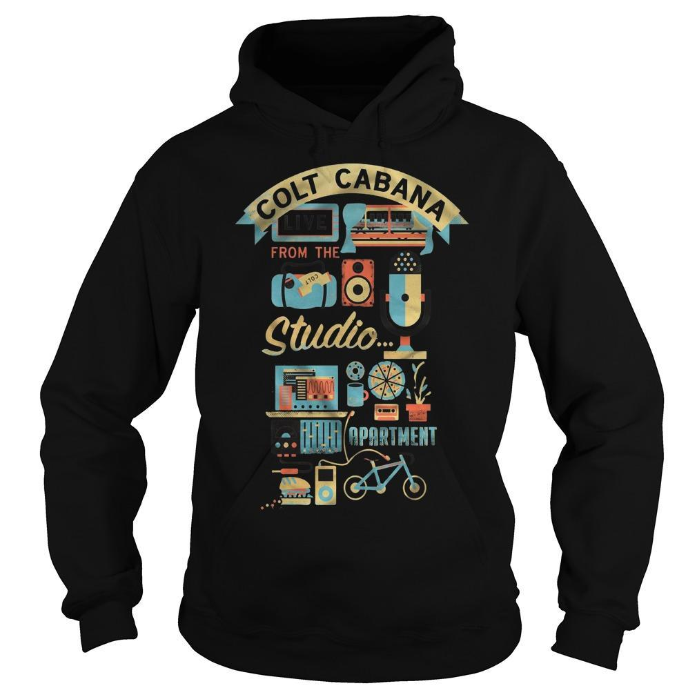 Colt Cabana From The Studio Apartment Hoodie