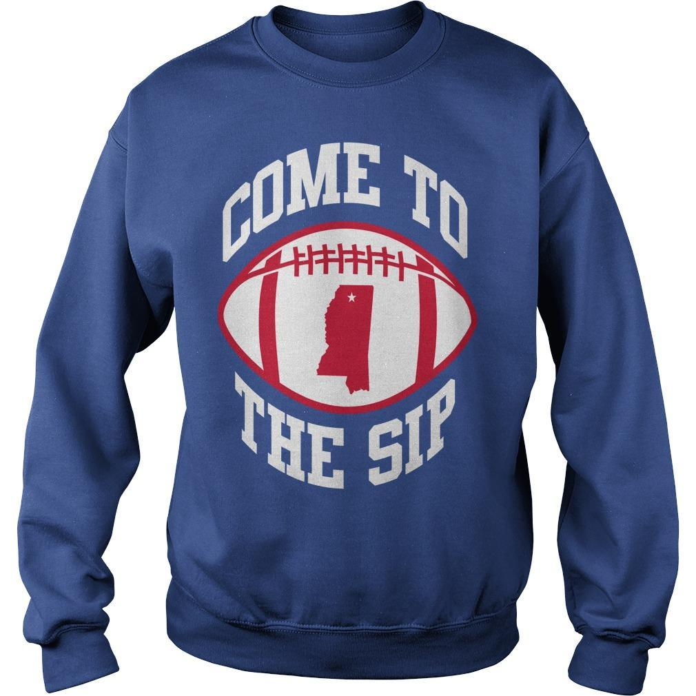Come To The Sip Sweater