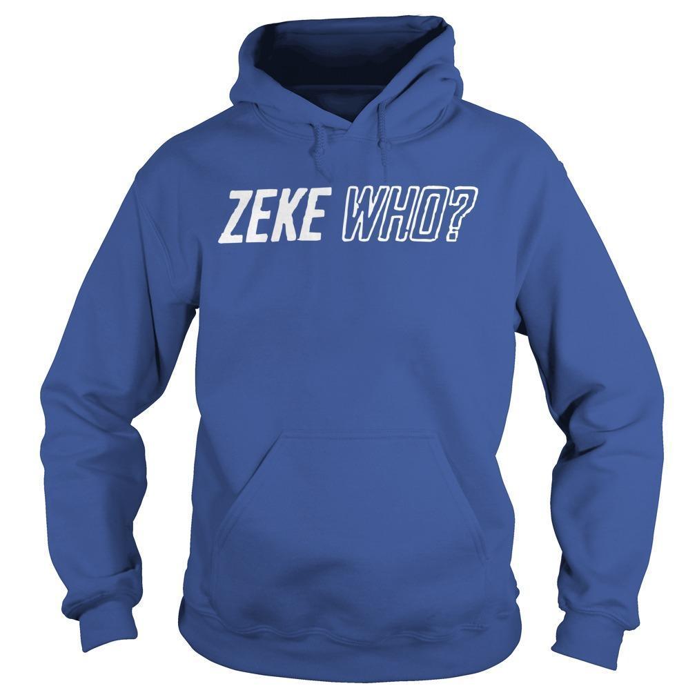 Cousin Sal Zeke Who Hoodie