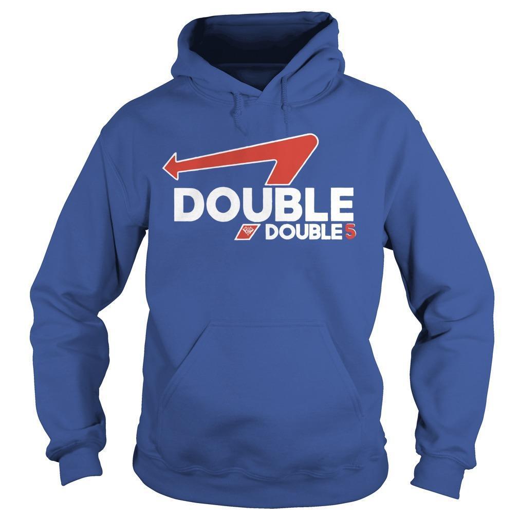 Double Double 5 Hoodie