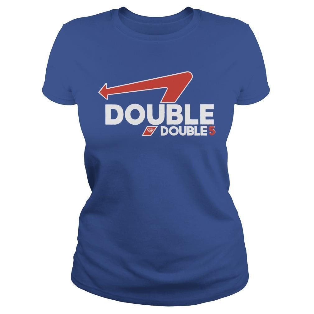 Double Double 5 Longsleeve
