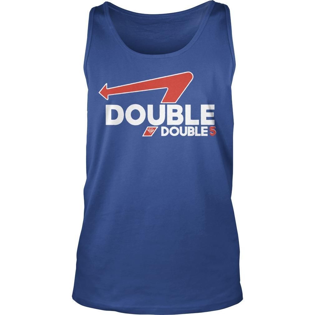 Double Double 5 Tank Top