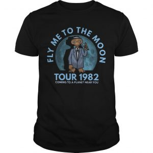 Fly Me To The Moon T Shirt