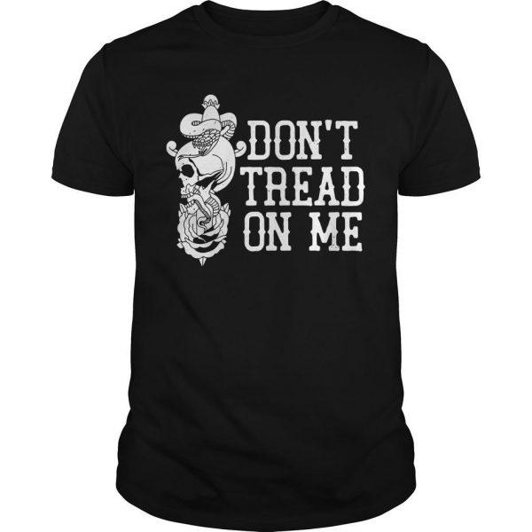 Garett Bischoff Don't Tread On Me Shirt