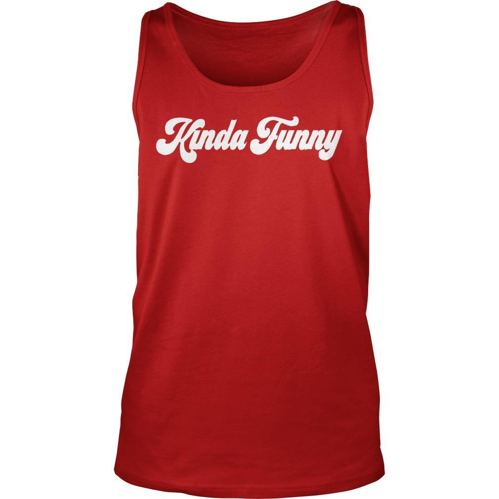 Greg Miller Kinda Funny Tank Top