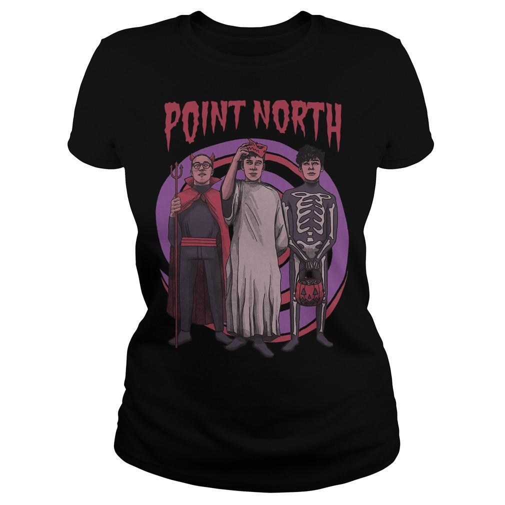 Hopeless Records Point North Longsleeve