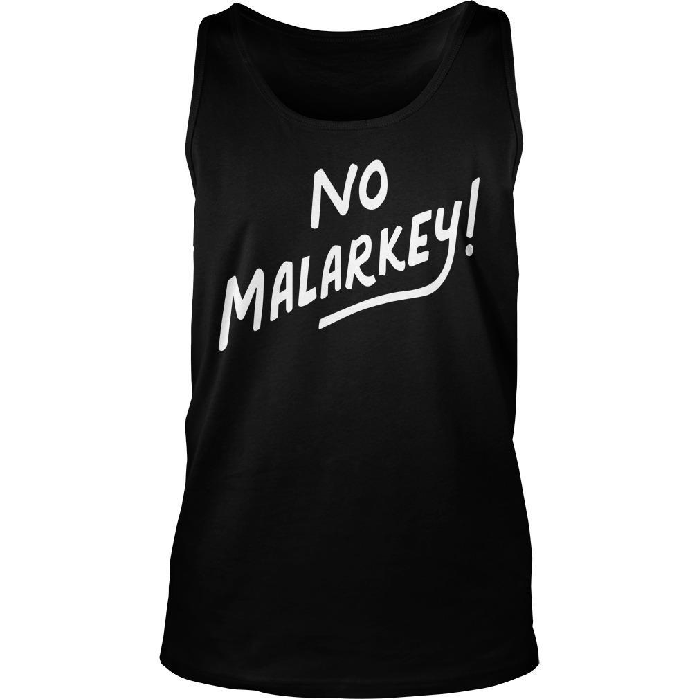 Joe Biden Trump Debate Malarkey T Tank Top