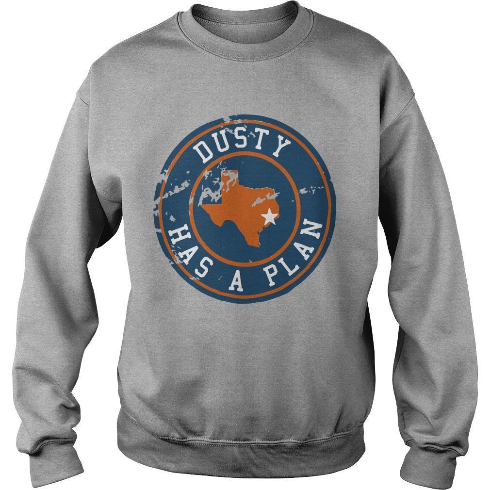 Jomboy Dusty Has A Plan Sweater