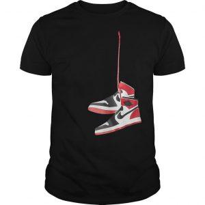 Jordan Aj1 Shoe Shirt Shirt