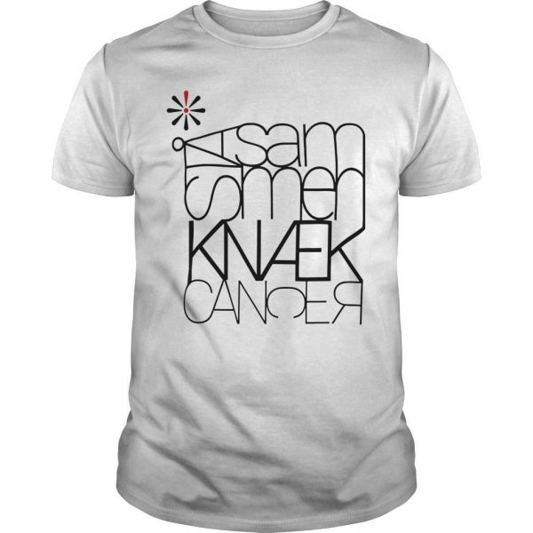 Knæk Cancer T Shirt 2020 Boozt