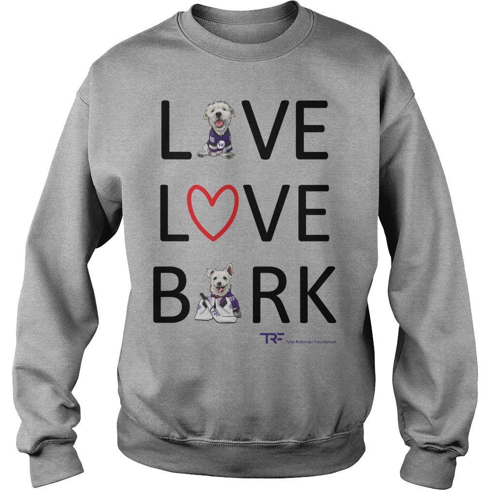 Live Love Bark Sweater