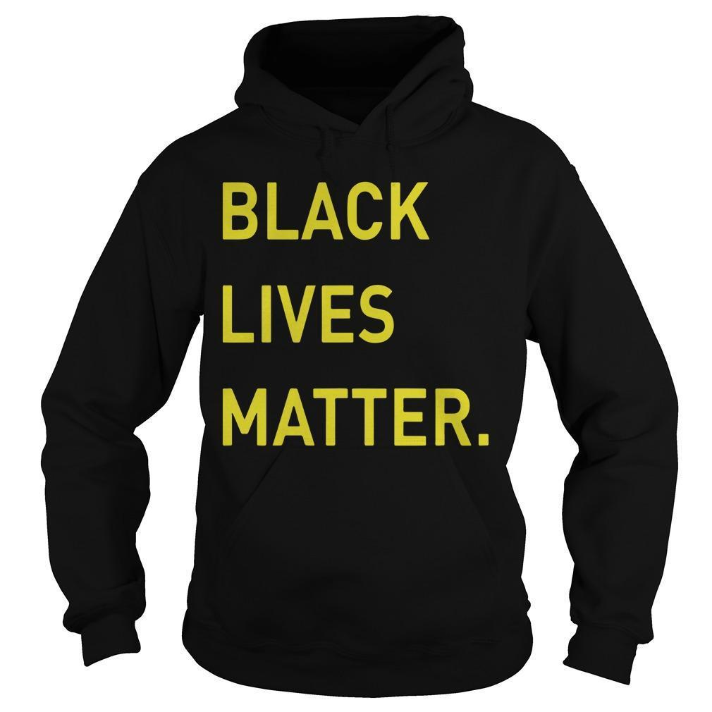 Miami Hurricanes Black Lives Matter Hoodie