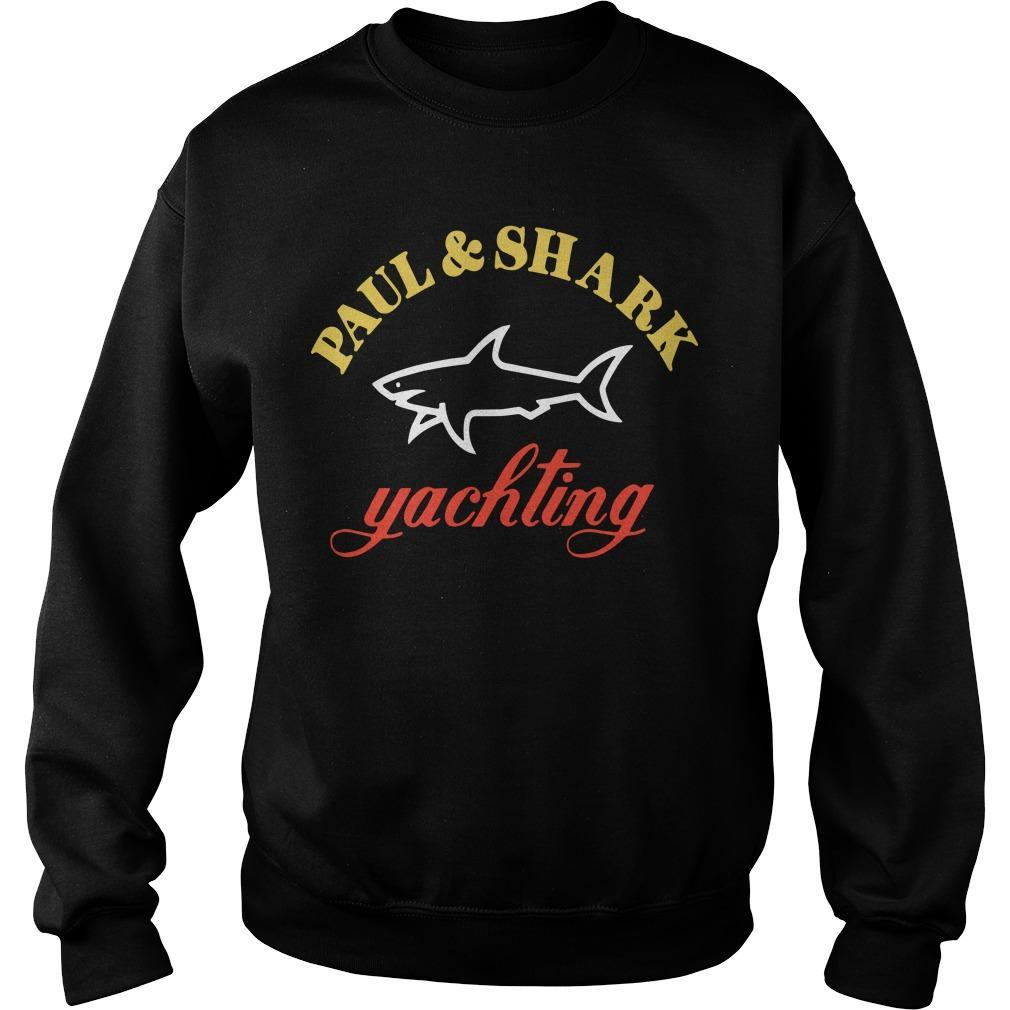 Paul And Shark Yachting Sweater