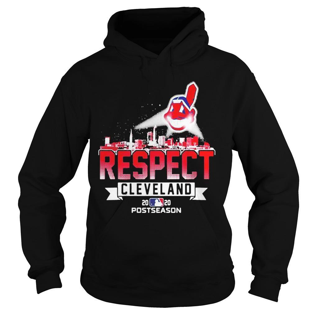Respect Cleveland Indians Hoodie