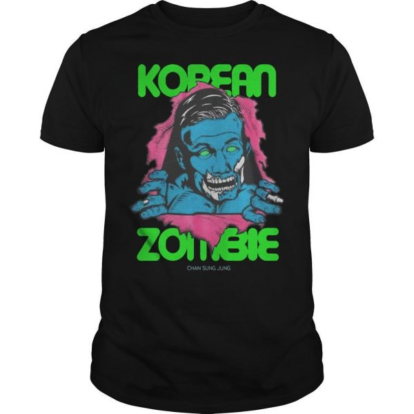 Return To Fight Island Ufc Fight Night Korean Zombie Shirt