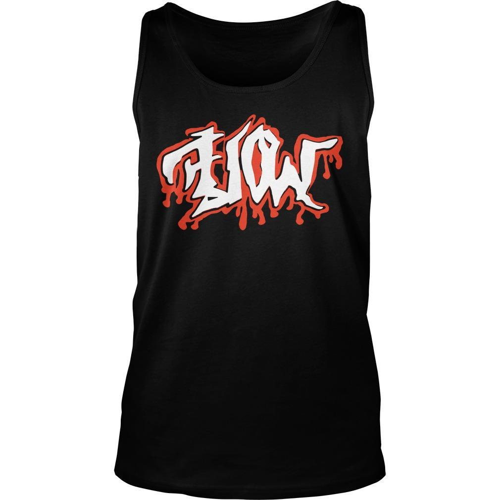 Rodriguez Wolf Tank Top