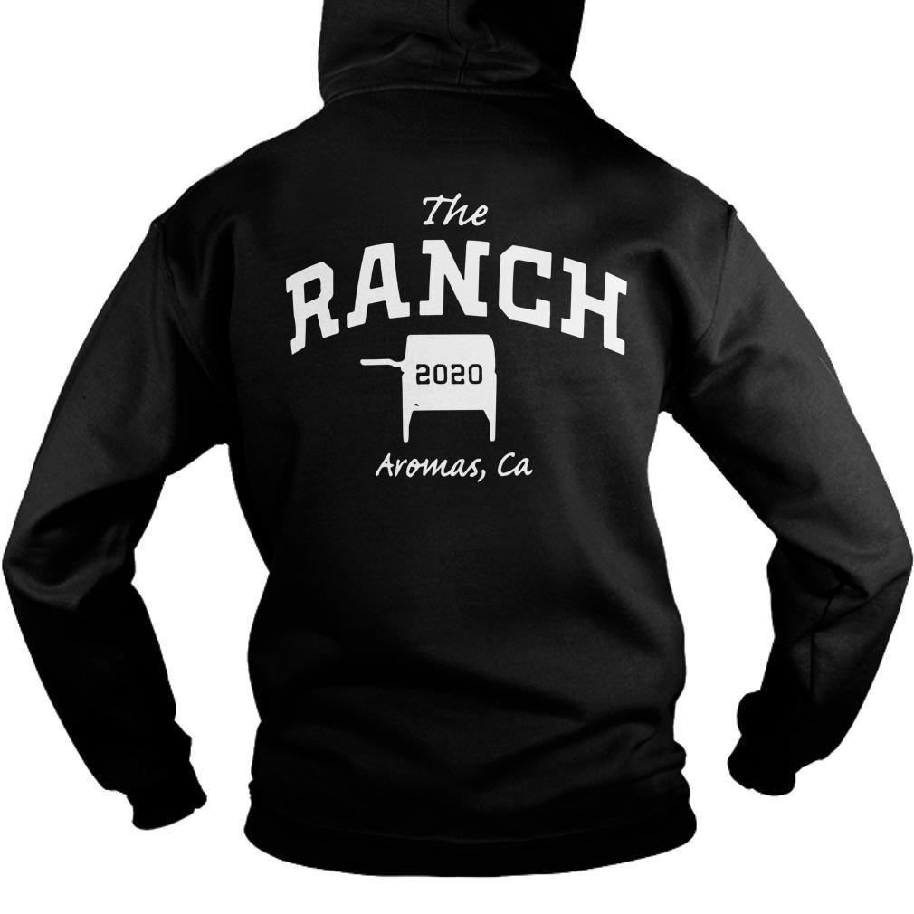 Rogue Fitness The Ranch 2020 Aromas Ca Hoodie