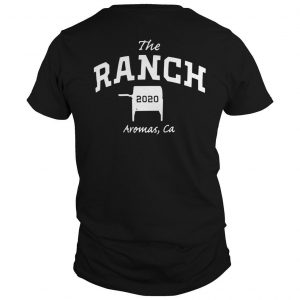 Rogue Fitness The Ranch 2020 Aromas Ca Shirt