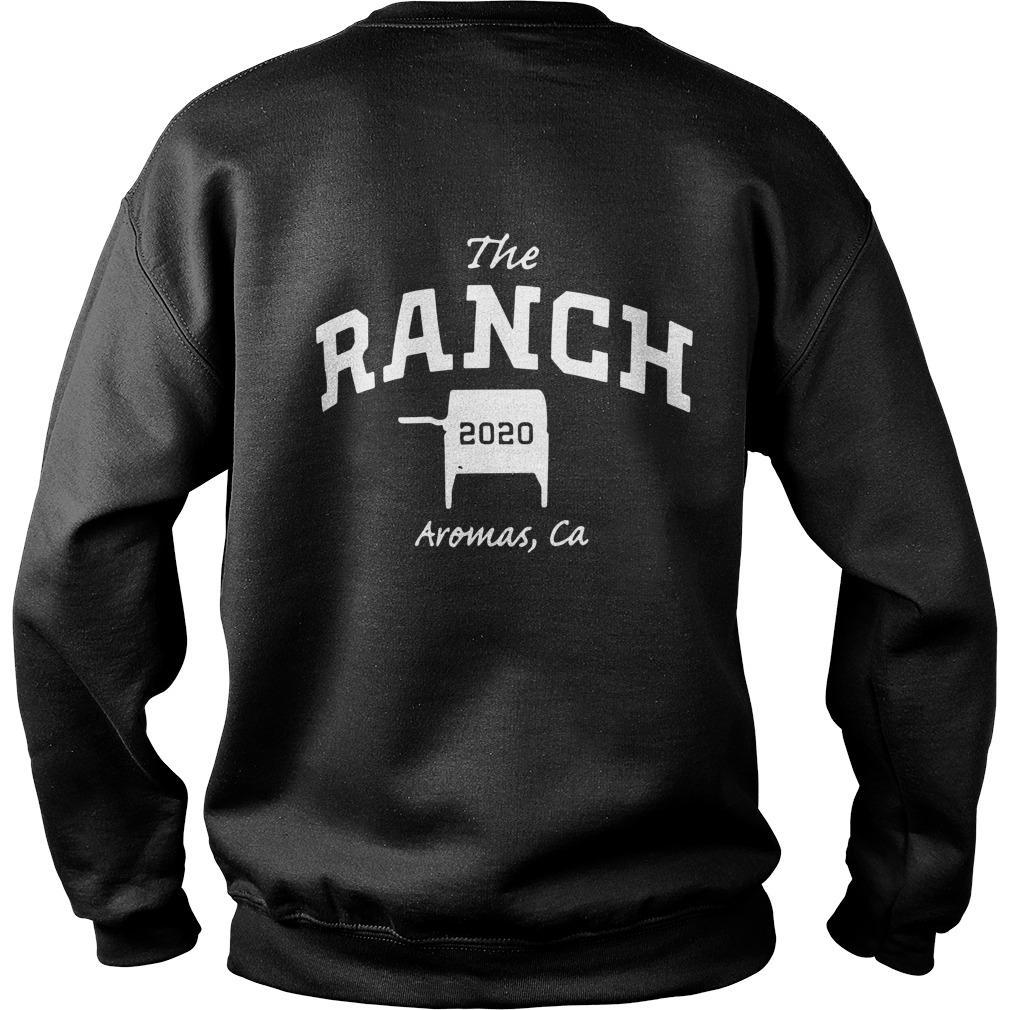 Rogue Fitness The Ranch 2020 Aromas Ca Sweater
