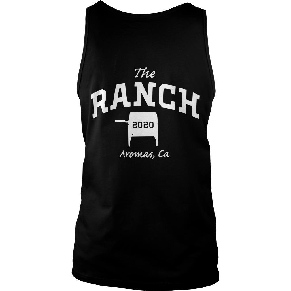 Rogue Fitness The Ranch 2020 Aromas Ca Tank Top