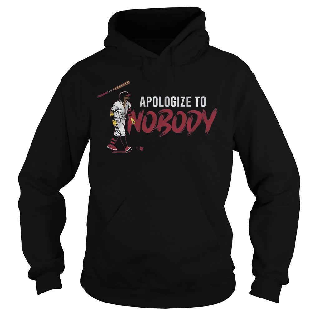 Ronald Acuña Jr Apologize To Nobody Hoodie