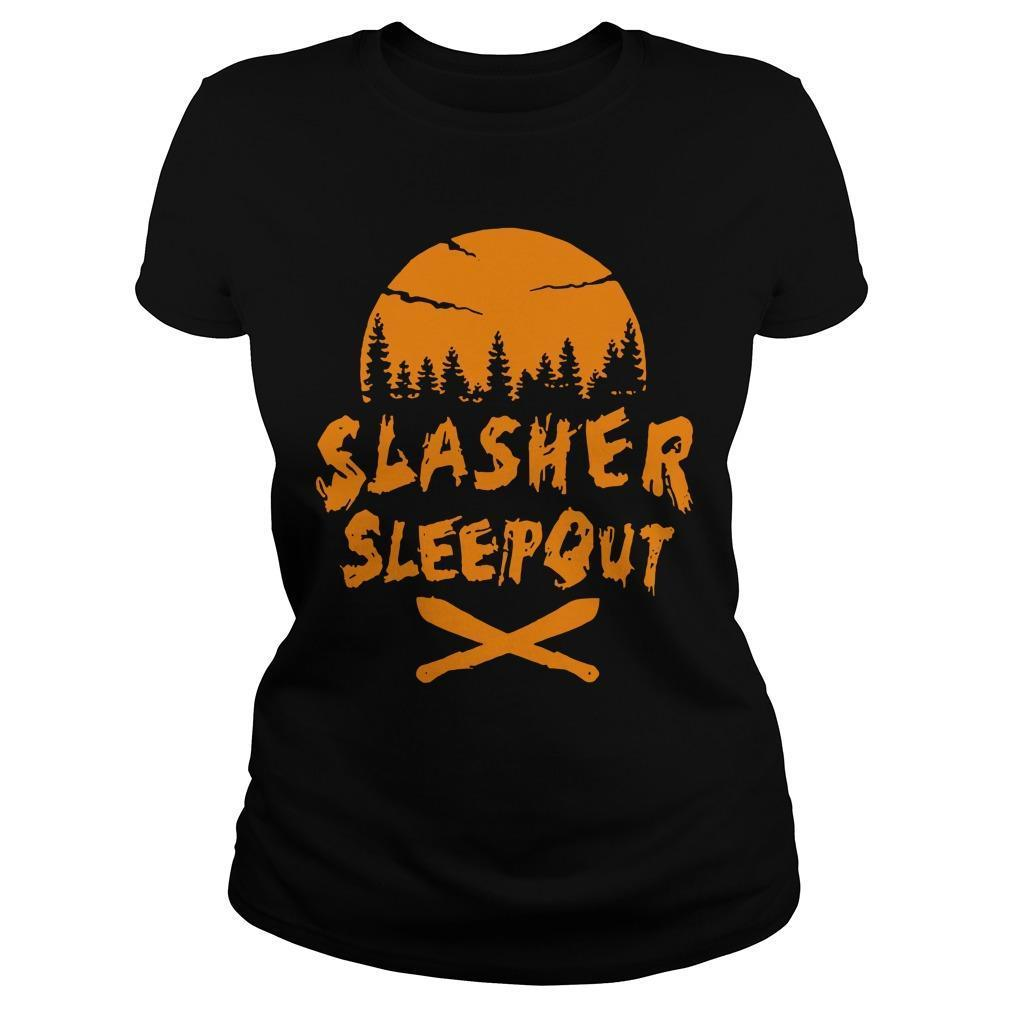 Slasher Sleepout Longsleeve