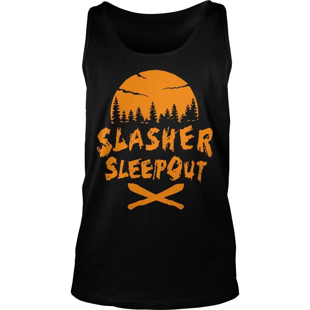 Slasher Sleepout Tank Top