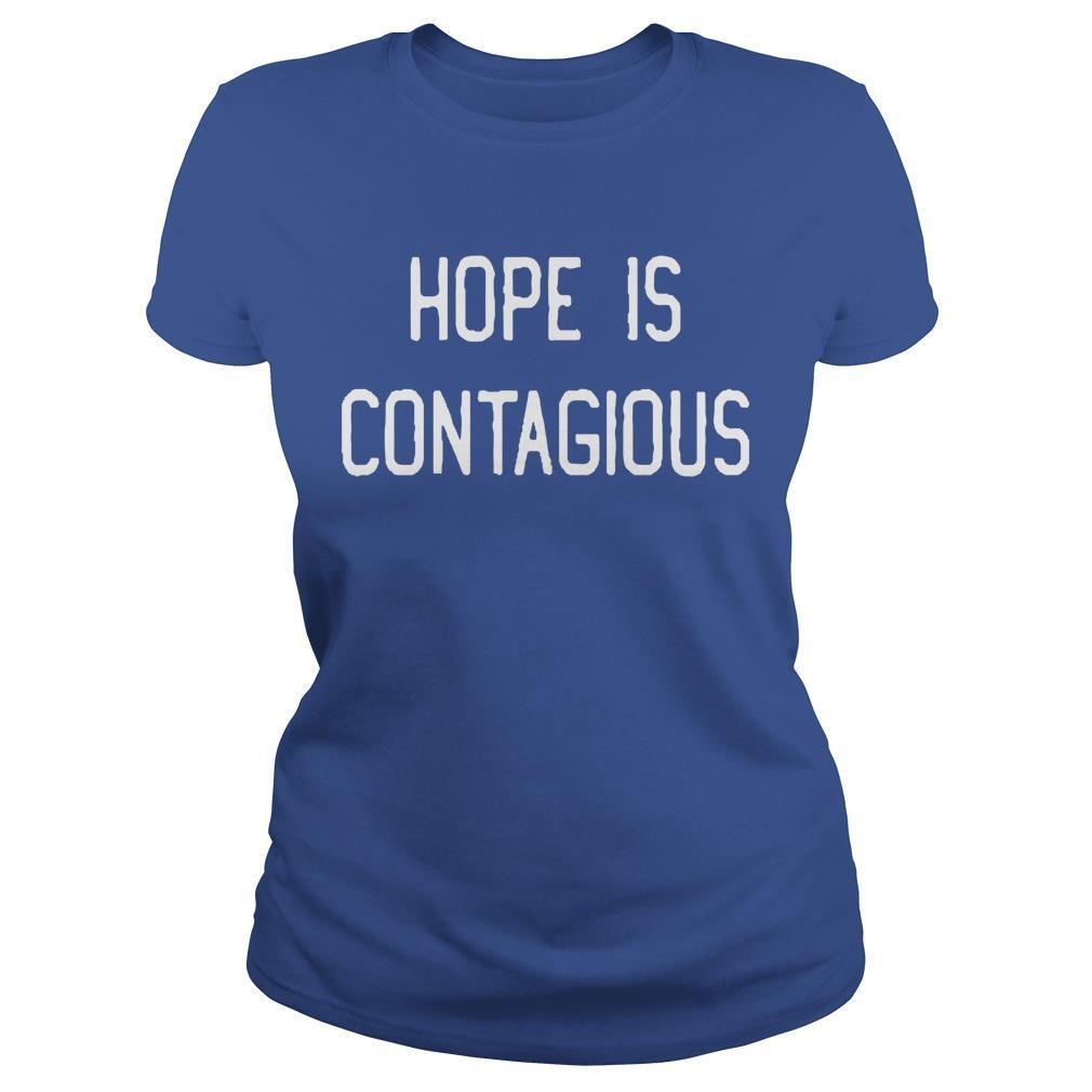 Steve Hofstetter Hope Is Contagious Longsleeve