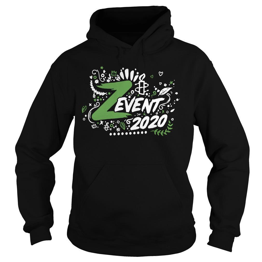 T Zevent 2020 Hoodie