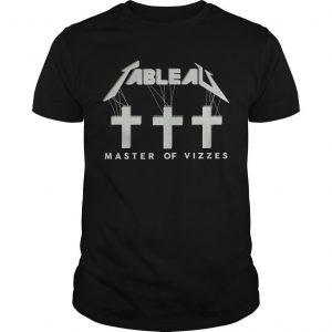 Tableau Master Of Vizzes Shirt